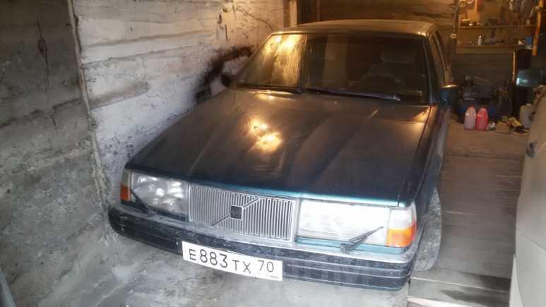 Volvo 940, 1993 год, 210 000 руб.