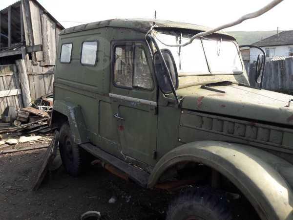 ГАЗ 69, 1953 год, 45 000 руб.