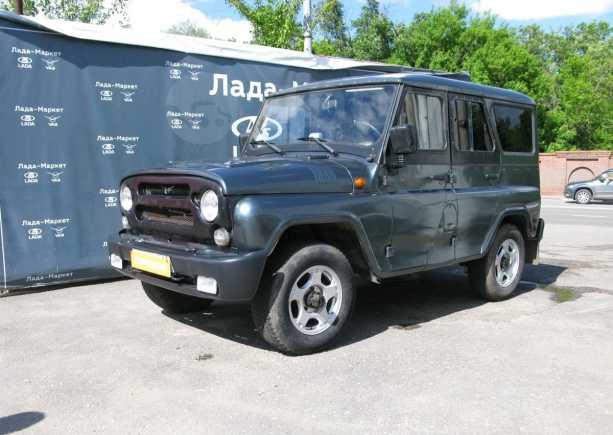 УАЗ Хантер, 2005 год, 195 000 руб.