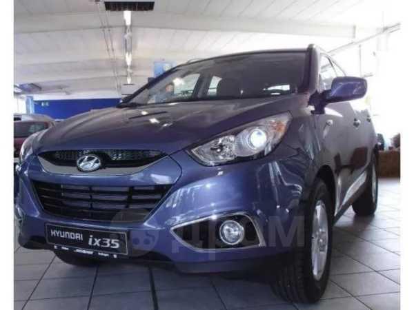 Hyundai ix35, 2014 год, 1 080 000 руб.