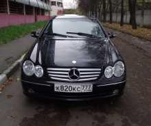 Mercedes-Benz CLK-класс, 2003 г., Москва