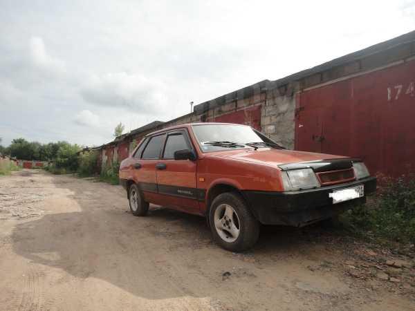 Лада 21099, 1997 год, 40 000 руб.