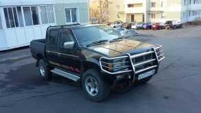 Иркутск Датсун 1992