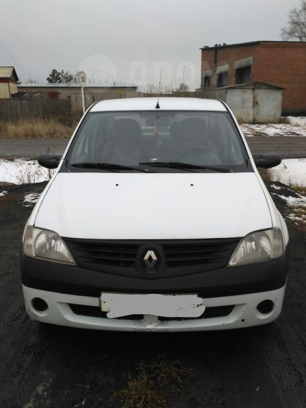 Renault Logan, 2006 год, 135 000 руб.