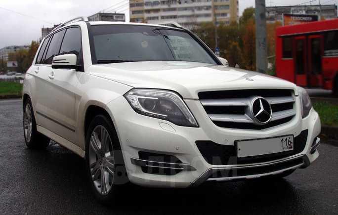 Mercedes-Benz GLK-Class, 2014 год, 1 529 000 руб.