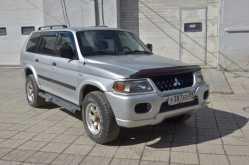 Екатеринбург Монтеро Спорт 2001