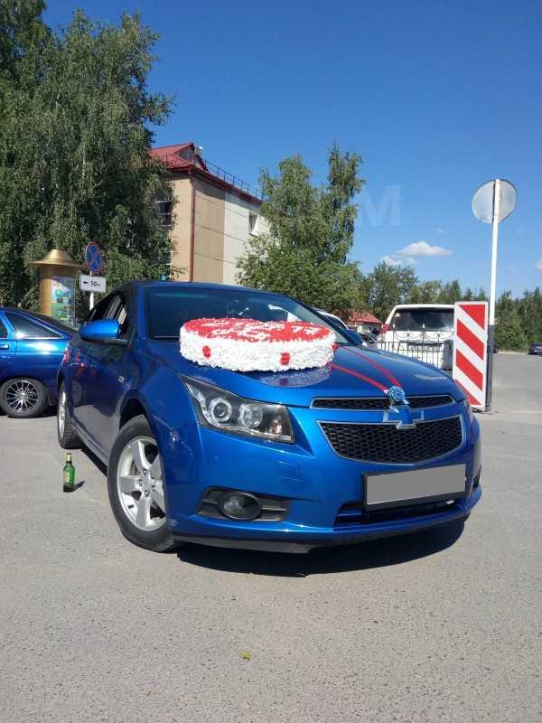 Chevrolet Cruze, 2011 год, 445 000 руб.
