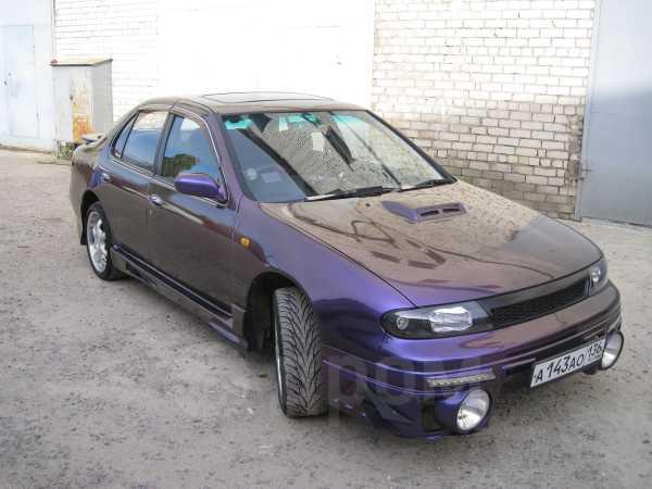 Nissan Bluebird, 1991 год, 230 000 руб.
