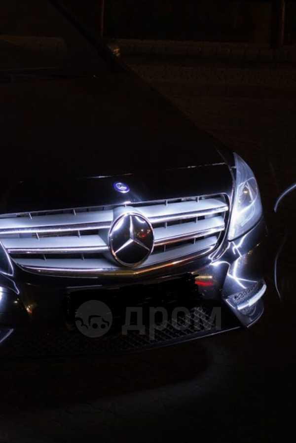 Mercedes-Benz B-Class, 2013 год, 890 000 руб.