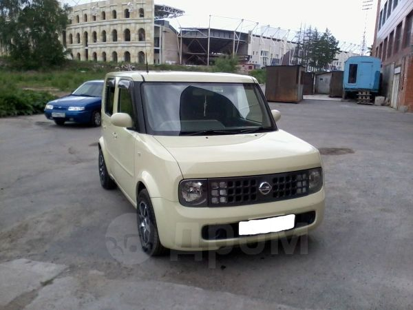 Nissan Cube, 2008 год, 300 000 руб.