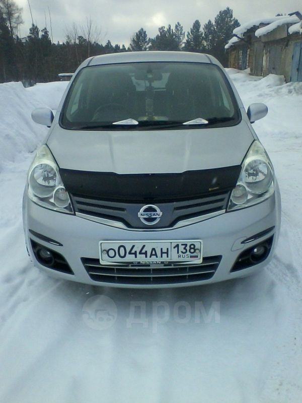 Nissan Note, 2011 год, 460 000 руб.