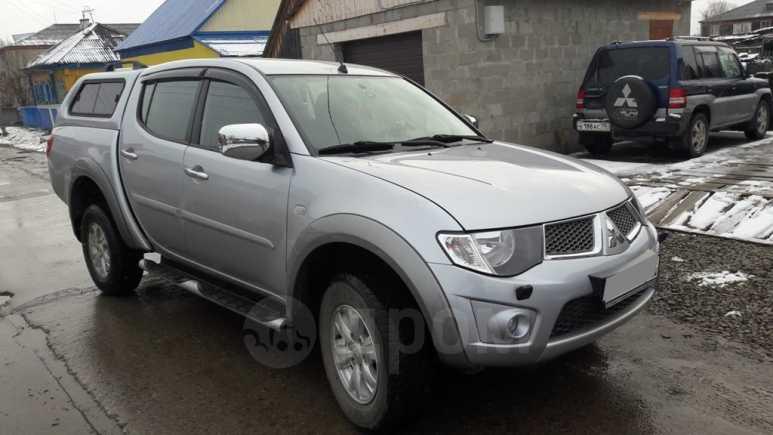 Mitsubishi L200, 2013 год, 1 200 000 руб.