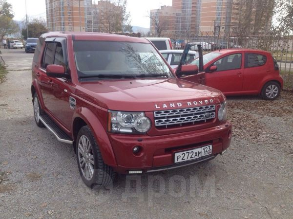 Land Rover Discovery, 2010 год, 1 000 000 руб.