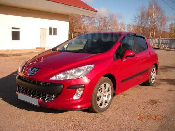 Peugeot 308, 2010 год, 348 000 руб.