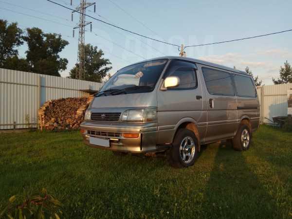 Toyota Hiace, 1997 год, 600 000 руб.
