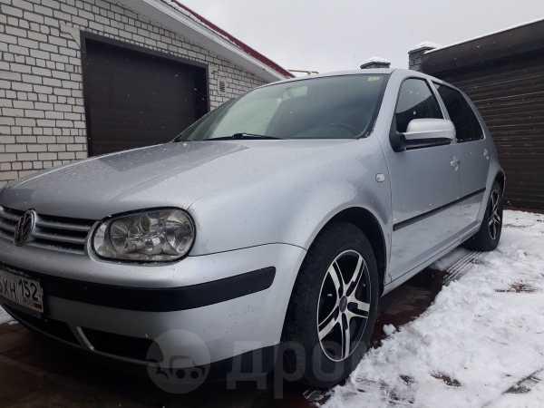 Volkswagen Golf, 2000 год, 269 000 руб.
