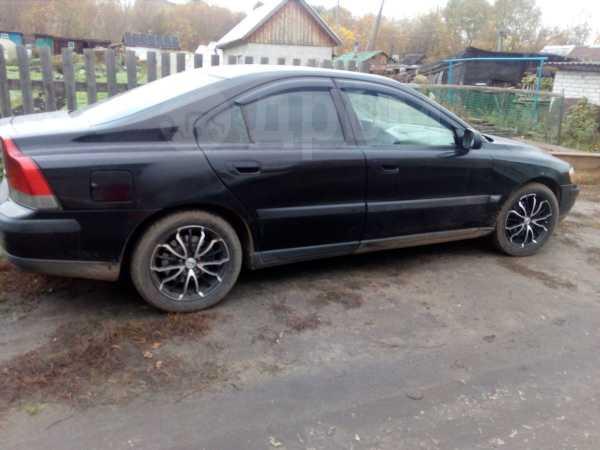 Volvo S60, 2001 год, 195 000 руб.