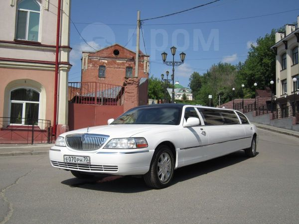 Lincoln Town Car, 2008 год, 797 000 руб.