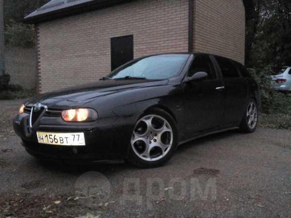 Alfa Romeo 156, 2002 год, 280 000 руб.