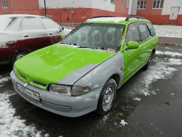 Mitsubishi Libero, 1997 год, 35 000 руб.