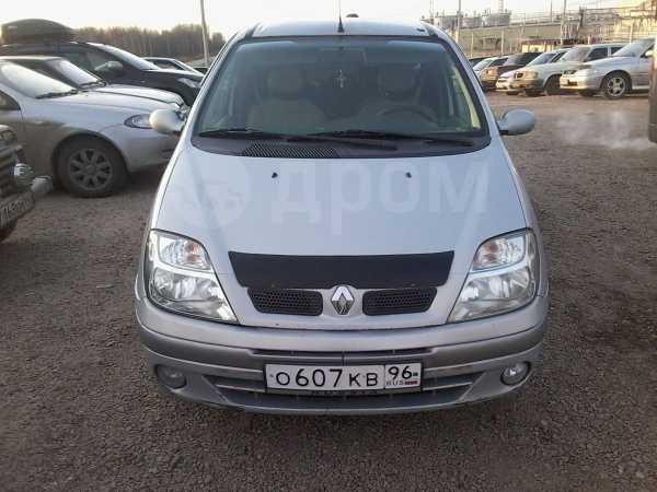 Renault Scenic, 2002 год, 230 000 руб.