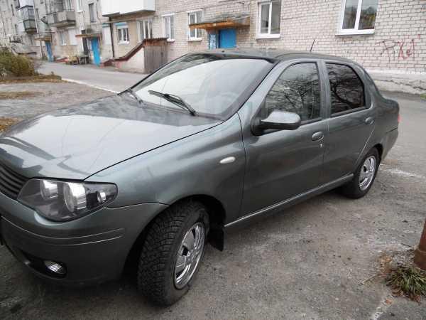 Fiat Albea, 2012 год, 260 000 руб.