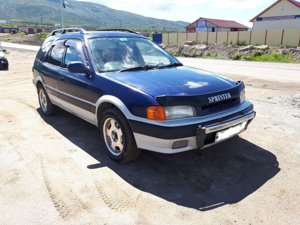 Toyota Sprinter Carib, 1996 год, 200 000 руб.
