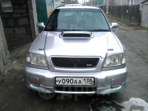 Subaru Forester, 2001 год, 370 000 руб.