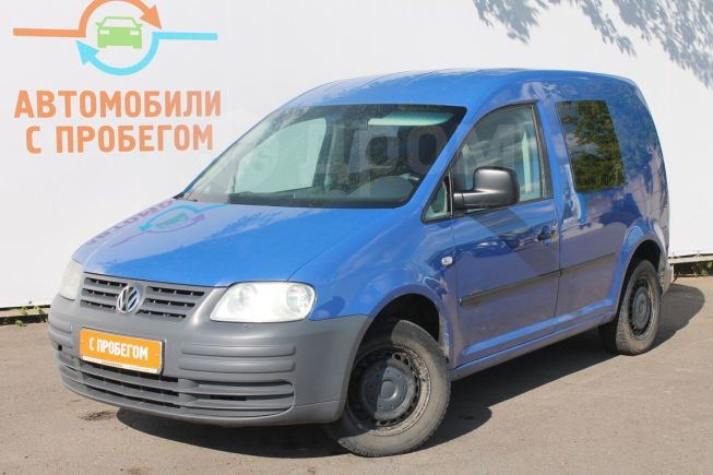 Volkswagen Caddy, 2005 год, 229 000 руб.