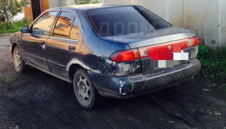 Nissan Sunny, 1995 год, 50 000 руб.