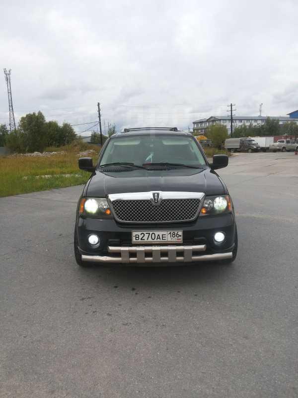 Lincoln Navigator, 2004 год, 850 000 руб.