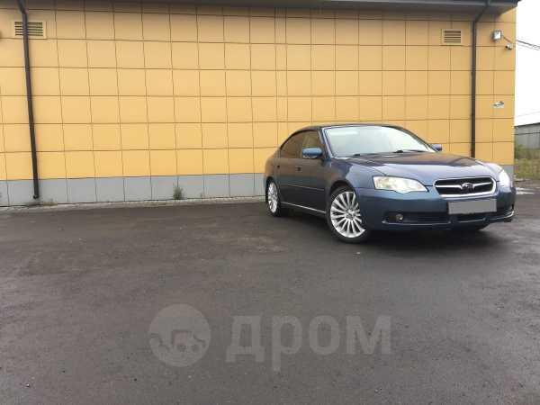 Subaru Legacy, 2004 год, 555 000 руб.