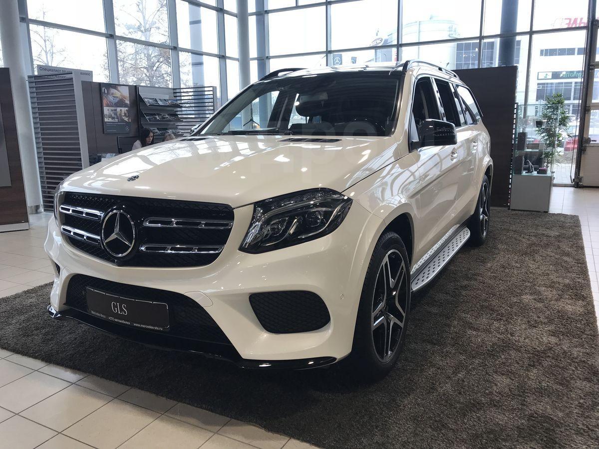 Комплектации и цены MercedesBenz GLSklasse I X166