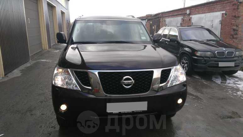 Nissan Patrol, 2011 год, 1 500 000 руб.