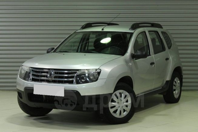 Renault Duster, 2012 год, 540 000 руб.