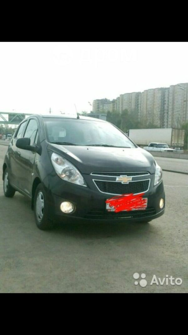 Chevrolet Spark, 2012 год, 315 000 руб.
