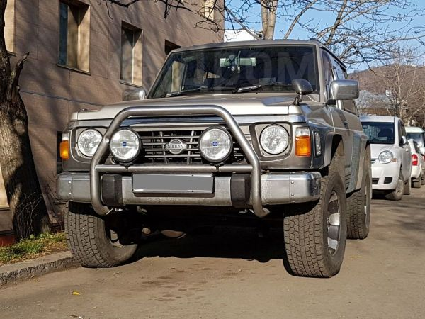 Nissan Safari, 1995 год, 550 000 руб.