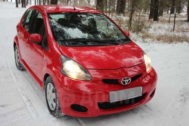 Toyota Aygo, 2011 год, 387 000 руб.