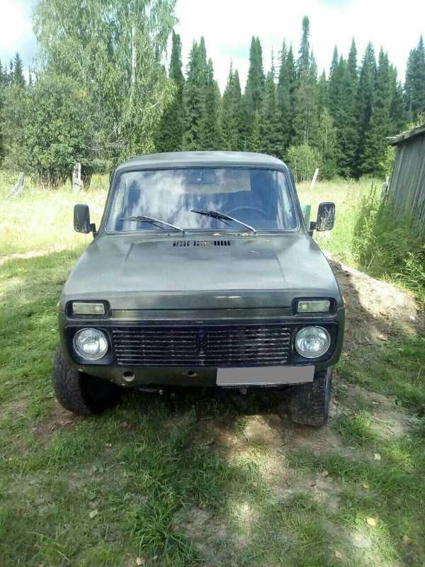 Лада 4x4 2131 Нива, 1984 год, 40 000 руб.