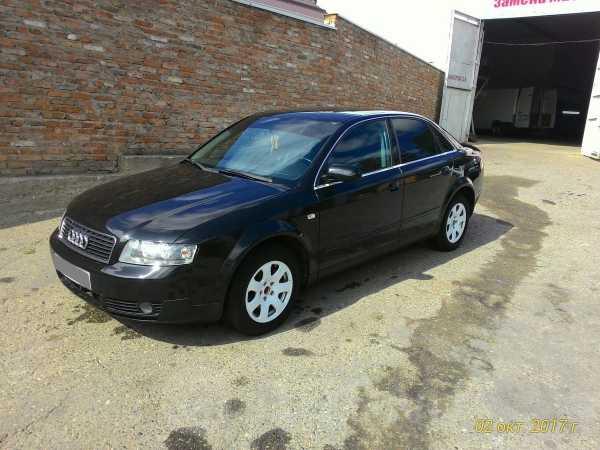 Audi A4, 2001 год, 310 000 руб.