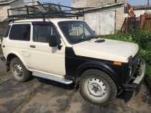 Назарово 4x4 2121 Нива 1990