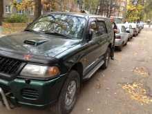 Mitsubishi Pajero Sport, 2000 г., Уфа