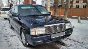 Омск Тойота Краун 2001