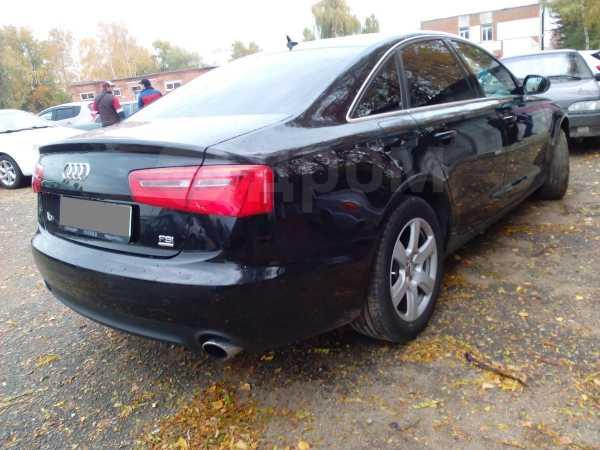 Audi A6, 2012 год, 1 250 000 руб.