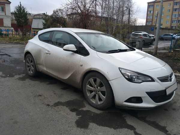 Opel Astra GTC, 2012 год, 405 000 руб.