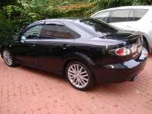 Ялта Mazda6 MPS 2007