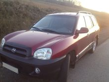 Hyundai Santa Fe, 2003 г., Новокузнецк