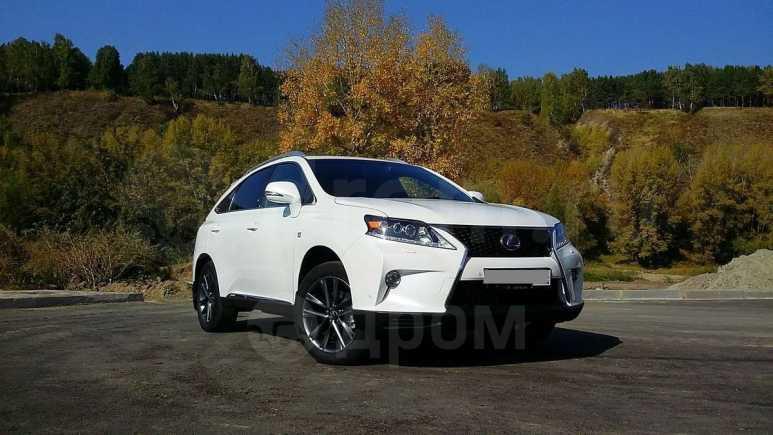 Lexus RX450h, 2012 год, 2 100 000 руб.