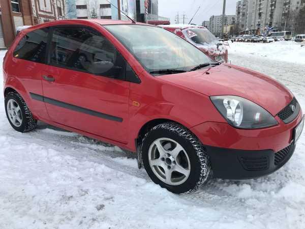 Ford Fiesta, 2008 год, 242 000 руб.