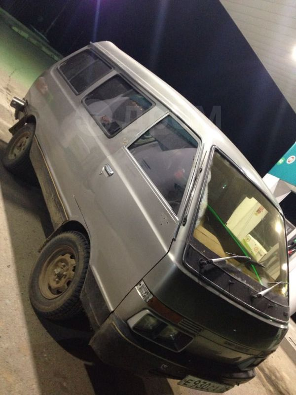 Nissan Vanette, 1989 год, 35 000 руб.